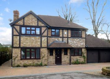 Thumbnail 5 bed detached house to rent in Heywood Drive, Bagshot