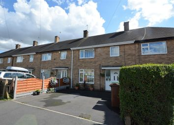 Thumbnail 3 bed terraced house for sale in Leafield Green, Clifton, Nottingham