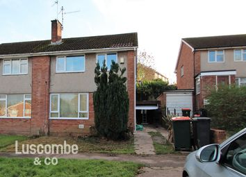 Thumbnail 3 bed semi-detached house to rent in Rowan Way, Newport