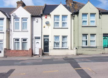 Thumbnail 2 bed terraced house to rent in Church Street, St. Peters, Broadstairs