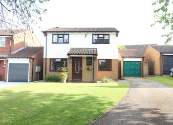 Thumbnail 3 bedroom detached house for sale in King Richards Hill, Earl Shilton, Leicester