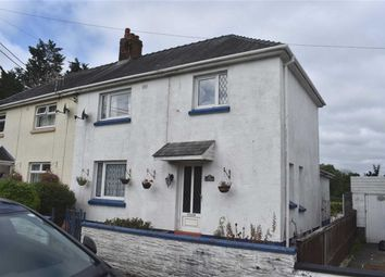 Thumbnail 3 bed semi-detached house for sale in Heol Y Dderwen, Llandysul