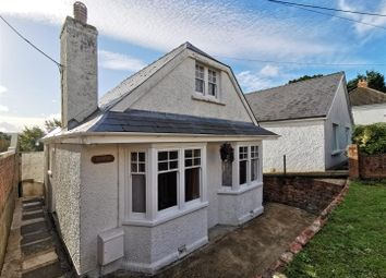 2 bed detached bungalow for sale in The Laurels, Glan-Y-Mor Road, Goodwick SA64