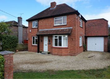 Thumbnail 4 bed detached house for sale in The Street, Motcombe. Shaftesbury