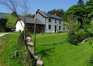 Thumbnail 4 bed detached house for sale in Henfaes Uchaf, Llangurig, Powys