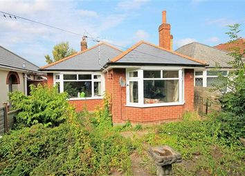 Thumbnail 3 bedroom bungalow for sale in Wayne Road, Parkstone, Poole