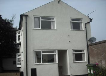 Thumbnail 1 bed flat to rent in Broughton Road, Stoney Stanton, Leicester, Leicestershire