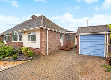 Thumbnail 3 bed semi-detached bungalow for sale in Oak Road, Flitwick