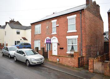 Thumbnail 2 bed semi-detached house for sale in Raglan Street, Nottingham