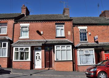 Thumbnail 2 bed terraced house for sale in Etruria Vale Road, Etruria, Stoke On Trent