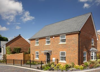 "Thumbnail 4 bedroom detached house for sale in ""Cornell"" at Barnhorn Road, Bexhill-On-Sea"