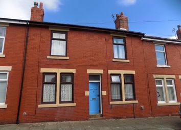 Thumbnail 2 bedroom terraced house to rent in Canterbury Avenue, Blackpool