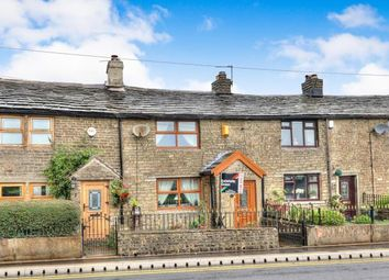 Thumbnail 2 bed terraced house for sale in Cotton Row, Manchester Road, Dunnockshaw, Burnley