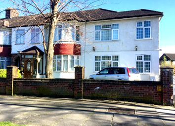 Thumbnail 5 bed semi-detached house for sale in Halsted Road, Southgate