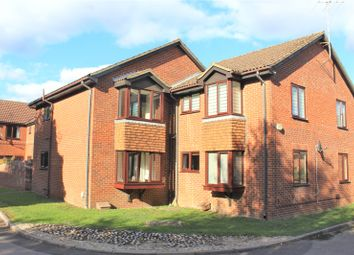 Thumbnail 1 bed flat for sale in The Beeches, Ash Vale, Surrey