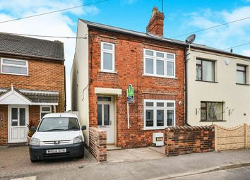 Thumbnail 3 bed semi-detached house for sale in Palmerston Street, Underwood, Nottingham