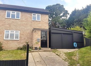 Thumbnail 3 bed end terrace house for sale in Morgan Close, Bexhill-On-Sea