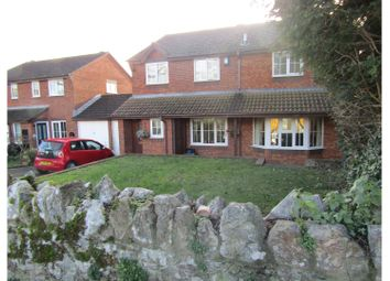 Thumbnail 5 bed detached house for sale in Woodmere Way, Newton Abbot
