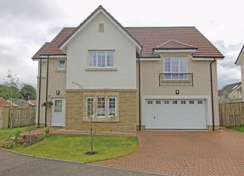 Thumbnail 5 bed detached house for sale in James Smith Road, Deanston, Doune