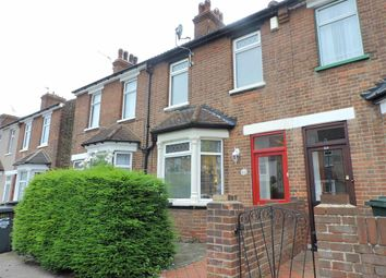 Thumbnail 3 bed terraced house to rent in Nelson Road, Dartford