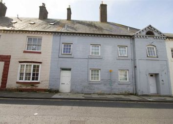 Thumbnail 3 bed terraced house for sale in Silver Street, Berwick-Upon-Tweed, Northumberland