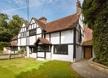 Thumbnail 4 bed semi-detached house for sale in Bedford Lane, Sunningdale, Berkshire