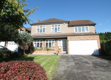 Thumbnail 4 bed detached house for sale in Brook Road, Gidea Park, Romford, Essex
