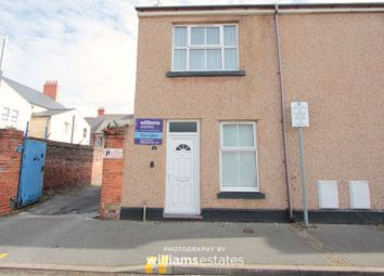 Thumbnail 2 bed semi-detached house for sale in Paradise Street, Rhyl