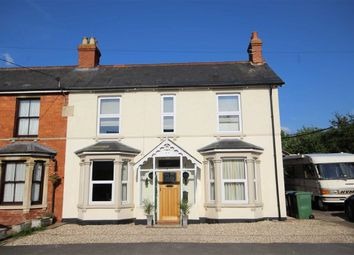 Thumbnail 3 bedroom end terrace house for sale in Station Road, Purton, Wiltshire