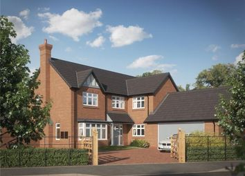 Thumbnail 5 bed detached house for sale in Tatenhill, Burton-On-Trent, Staffordshire