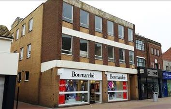 Thumbnail Commercial property for sale in 17-21 High Street, Rhyl