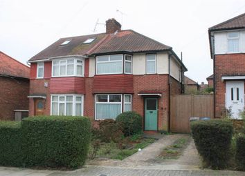 Thumbnail 3 bed semi-detached house for sale in Springfield Mount, Kingsbury, Kingsbury, London