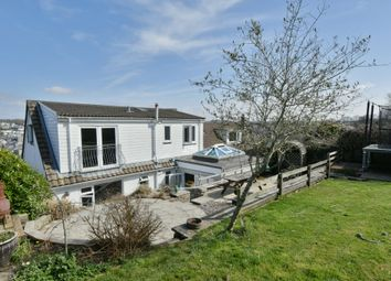 Thumbnail 4 bed detached house for sale in Bronescombe Close, Penryn