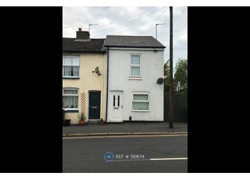 Thumbnail 3 bed end terrace house to rent in Fountain Lane, Maidstone