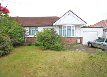 Thumbnail 2 bedroom bungalow for sale in Haslemere Avenue, East Barnet, Barnet