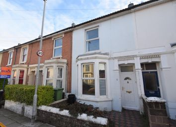 Thumbnail 4 bed terraced house for sale in Northcote Road, Southsea