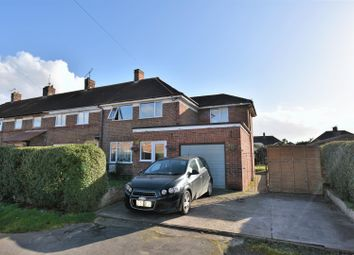Thumbnail 3 bed end terrace house for sale in Beech Grove, Hinton, Hereford