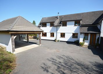 Thumbnail 3 bed semi-detached house for sale in Doddiscombsleigh, Exeter