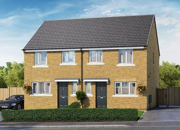 "Thumbnail 3 bed property for sale in ""The Caddington"" at Moorside Road, Eccleshill, Bradford"