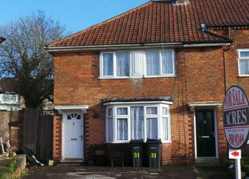 Thumbnail 2 bed end terrace house for sale in Newstead Road, Kingstanding, Birmingham