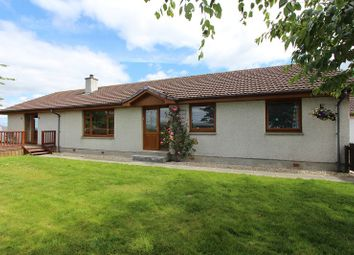 Thumbnail 4 bed detached house for sale in Eshcol, Culbokie, Dingwall, Highland.