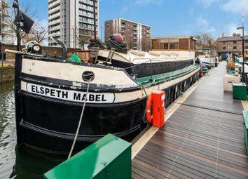 2 bed houseboat for sale in Boardwalk Place, Poplar Dock Marina E14