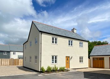 4 bed detached house for sale in Higman Close, Mary Tavy, Tavistock PL19