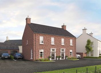 Thumbnail 4 bed semi-detached house for sale in 3, Temple Hall, Templepatrick