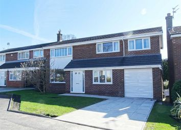 Thumbnail 4 bed detached house for sale in Gresham Close, Whitefield, Whitefield Manchester
