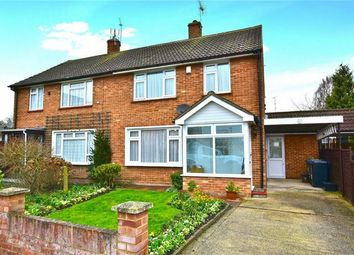 Thumbnail 3 bed semi-detached house for sale in St Margarets Close, Iver Heath, Buckinghamshire