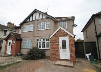 Thumbnail 3 bed semi-detached house to rent in Gresham Road, Hillingdon, Middlesex