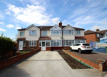 Thumbnail 3 bed terraced house for sale in Morley Crescent West, Stanmore, Middlesex