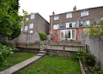 Thumbnail 3 bed semi-detached house for sale in Victoria Park Road, Barry