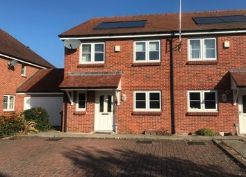 Thumbnail 2 bed property to rent in Hunts Close, Colden Common, Winchester